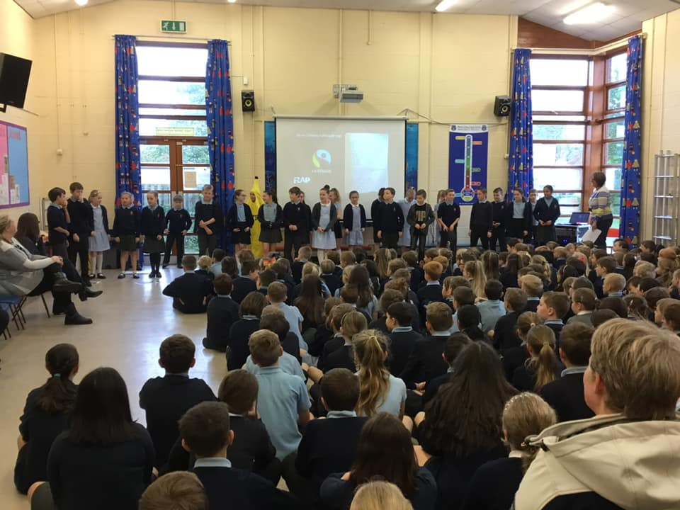 Blue class assembly